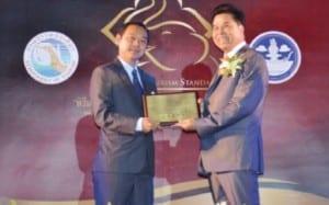 V Villas Hua Hin Awarded 5-Star Thailand Hotel Standard 2014 - 2017