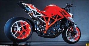 KTM – AUSTRIAN MOTORBIKE EXCELLENCE