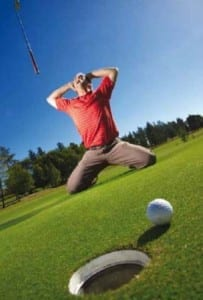 Angry Golfers – With Fatal Results!