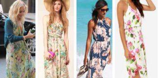 Sizzling Summer Dress Styles
