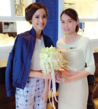 Amari Hua Hin Welcomes Channel 3 Superstar and Model