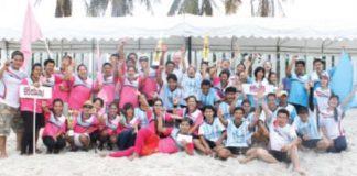 Putahracsa Sport Day 2014