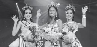 Southern Beauty Crowned Miss Thailand World 2014