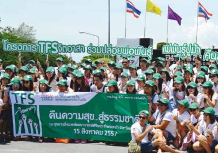 Sustainable Vision For Thailand and Our Region