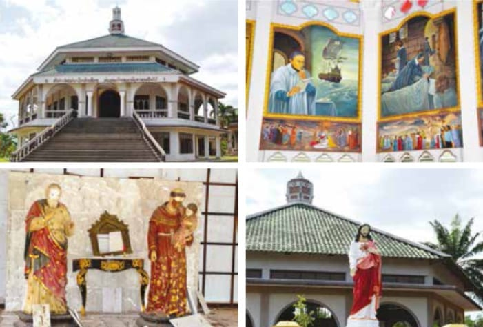 A Catholic Monument in Cha-Am: The St Theresa Prayer Hall