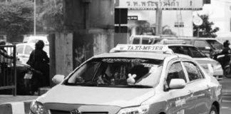 Clampdown on Bangkok Taxi Drivers