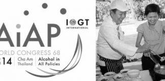 IOGT International 68th World Congress in Cha-Am