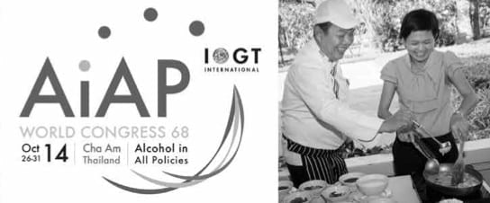 IOGT International 68th World Congress in Cha-Am