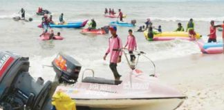 Jet Skis and Other Boats Now Under Control: Cha-Am Municipality
