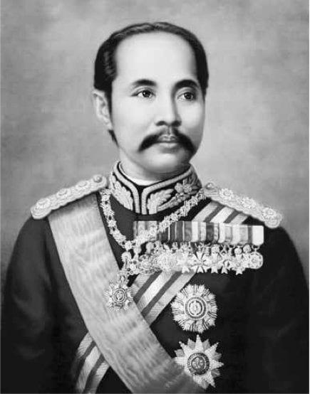 King Chulalongkorn Day In Honour of Rama V