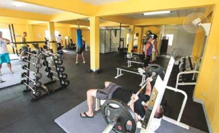 Recovery Fitness Training