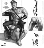 The Most Homoerotic Ever Stamps? (Finland)