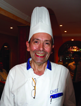 New Chef Patron at La Grappa