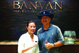 Welcome Tony Meechai at Banyan The Resort, Hua Hin