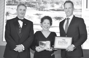 Asia Pacifi Golf Summit Black Mountain & Banyan Share the Honours