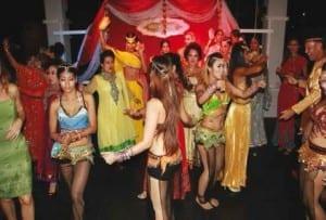 Bollywood Night Banyan The Resort, Hua Hin