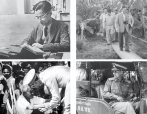 Celebrating HM The King of Thailand's Birthday