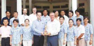 Centara Grand Beach Resort & Villas Hua Hin has been named Best Beach Resort