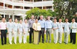 Centara Grand Beach Resort and Villas Hua Hin Won Top 25 Spa Resorts in Asia