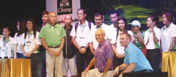 Centara World Masters Golf Championship to Return in 2015