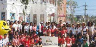 Hua Hin Women's Club Helping Kids