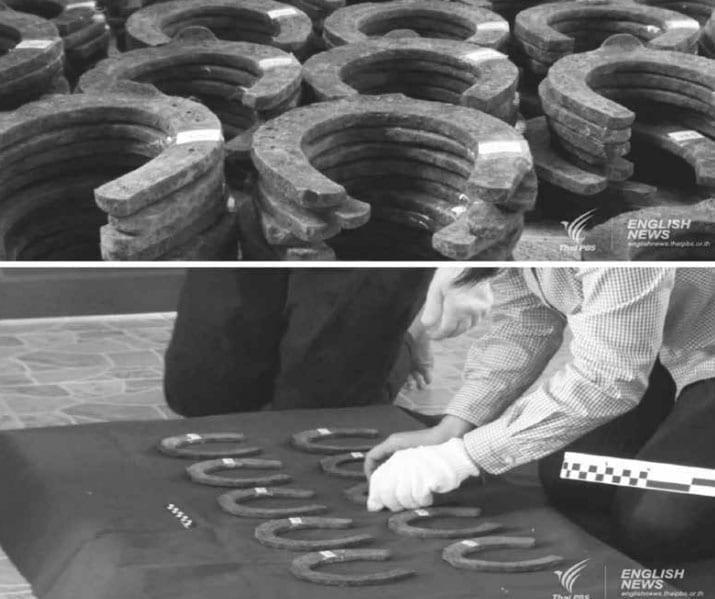 Hundreds of Ancient Horseshoes Found at Khao Sam Roi Yot National Park