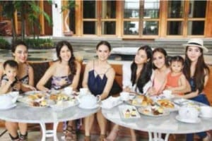 """Intercontinental Hua Hin Welcomes The """"Angel Gang"""""""