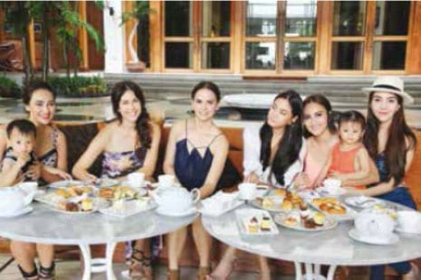 "Intercontinental Hua Hin Welcomes The ""Angel Gang"""