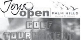 Joys Open Golf Tournament 2014