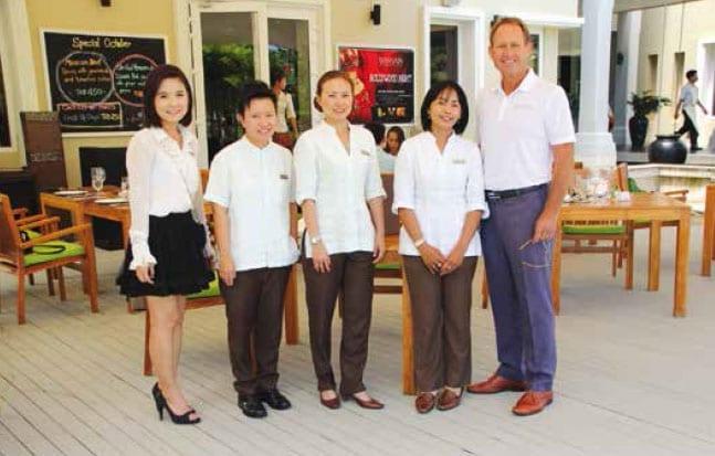 Lemongrass Restaurant at Banyan The Resort