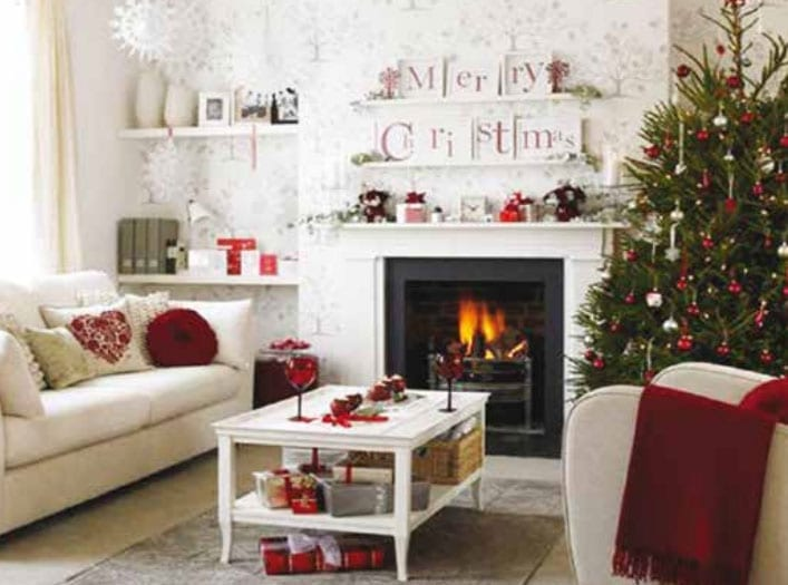 Make a cosy decor in your home during the holidays - Cosy home deko ...