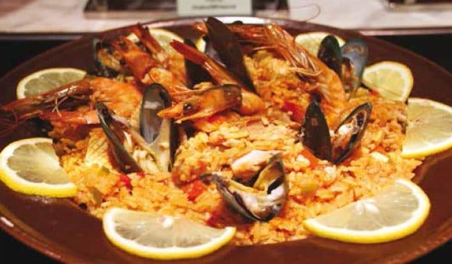 Mediterranean Fiesta at Railway Restaurant, Don't Miss it
