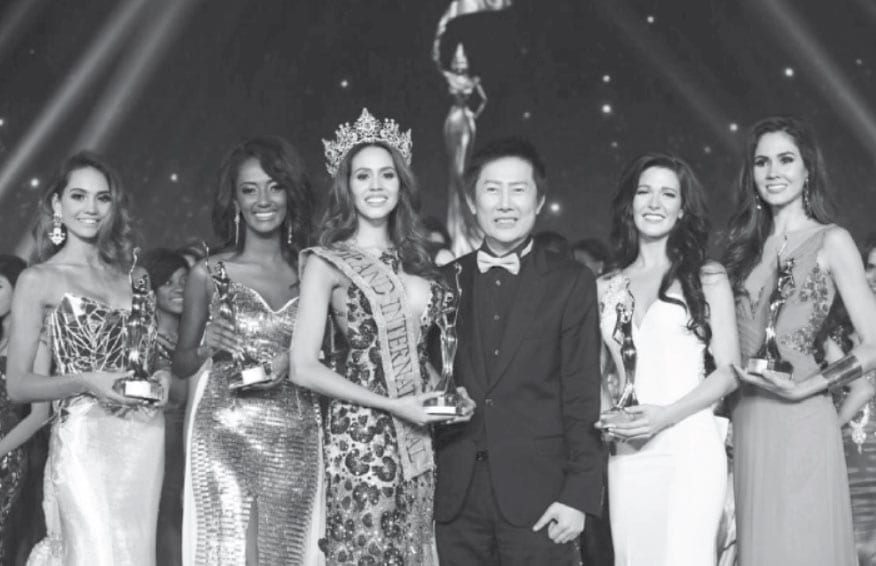 Thailand Wins 'Best Swimsuit' at Miss Grand International