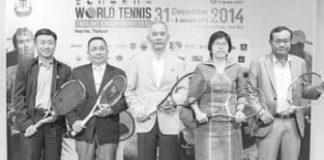 World Tennis Thailand Championship - Hua Hin