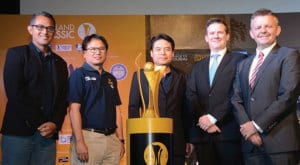 Asian and European Golf Stars to Vie for 'Pride of Thailand' Trophy