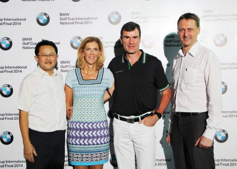 Bmw Golf Club International