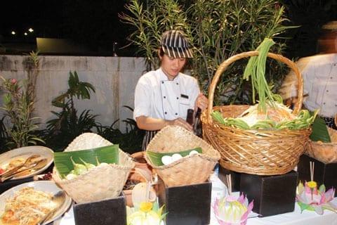 Esaan Full Moon Loy Krathong Festival