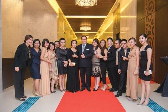 The Fabulous Glam Night of the Chandelier's Grand opening Sheraton Hua Hin Resort & Spa