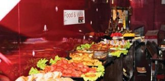 Friday Food and Wine Buffet at Le Bar Francais Hua Hin
