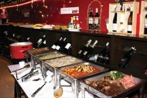 Friday Food and Wine Buffet at Le Bar Francais Hua Hin
