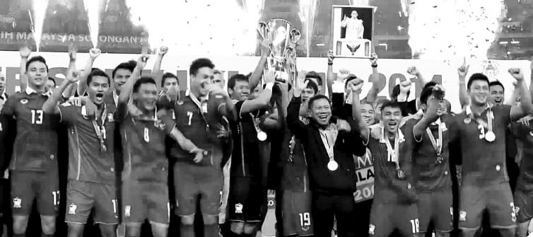 Thailand Are 2014 Suzuki Cup Champions After a Late Comeback