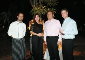 "An Exclusive ""Sileni"" Wine Dinner at Centara Grand Beach Resort & Villas Hua Hin"