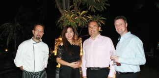 "An Exclusive ""Sileni"" Wine Dinner at Centara Grand Beach Resort & Villas Hua Hin"