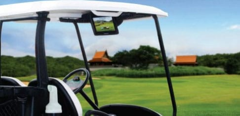 A New Year, New Club Cars, New GPS system at the award winning Banyan Golf Club