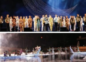 Dusit Thani Hua Hin's Silvery Moon Shines