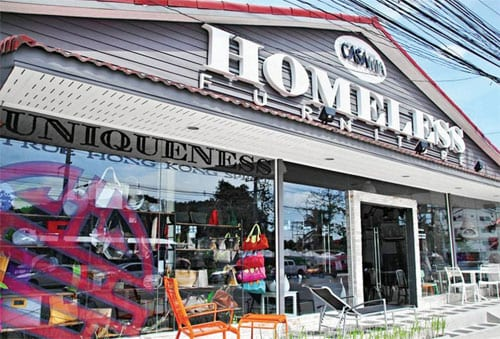 New Owners At Homeless Furniture