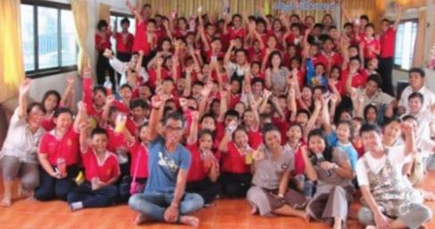 Putahracsa Hua Hin Celebrates Children's Day