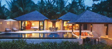 Sheraton Hua Hin Pranaburi Villas A Nominee for The 2015 Hotel of The Year Awards