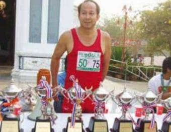 15th Mini Marathon in Phetchaburi