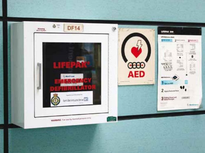 3,000 Heart Reviving Devices Will Be Installed in Public Places